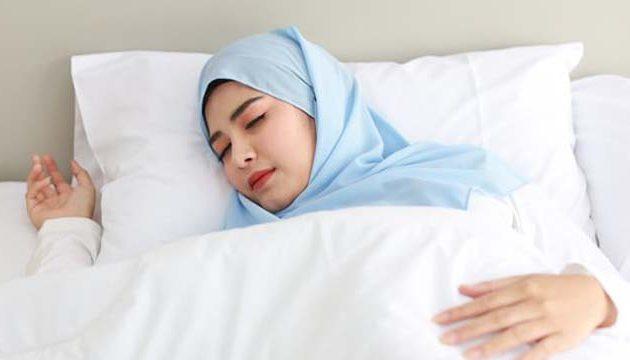doa sebelum tidur dan artinya