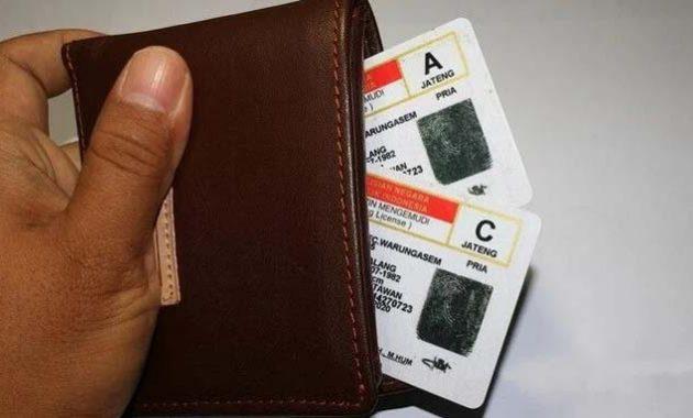 Syarat Perpanjang SIM C Online
